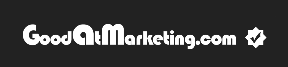 GoodAtMarketing.com